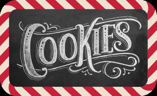 cookies sign